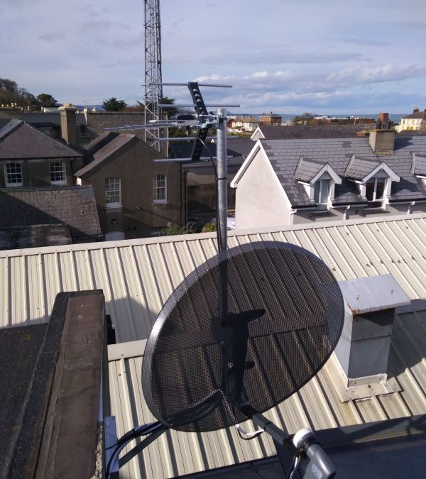 Sky Q Freesat Saorview Aerials