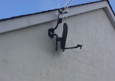 Saorview and Freesat Aerials