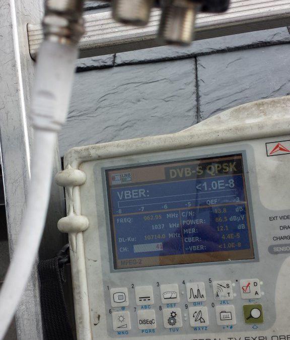 Satellite Meter